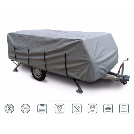 Folding Camper Winter Cover